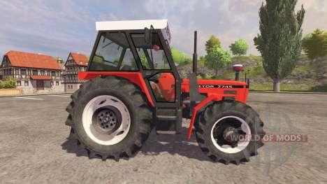Zetor 7745 v2.0 für Farming Simulator 2013