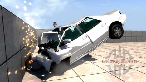 Lemanja LX für BeamNG Drive