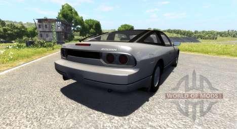 Nissan 240SX pour BeamNG Drive