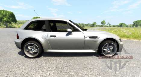 BMW Z3 M Power 2002 pour BeamNG Drive