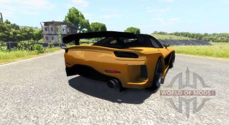 Mazda RX-7 pour BeamNG Drive