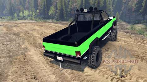 Chevrolet K20 Hunter pour Spin Tires