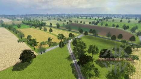 Nelmanowice für Farming Simulator 2013