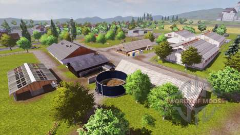 Country Life v1.5 pour Farming Simulator 2013