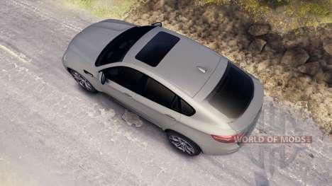 BMW X6 M v2.0 für Spin Tires