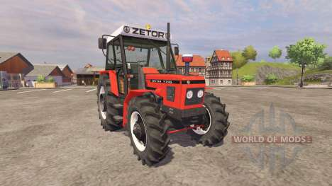 Zetor 7745 v2.0 pour Farming Simulator 2013