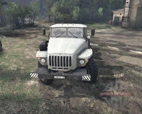 Ural-6614 v2 für Spin Tires
