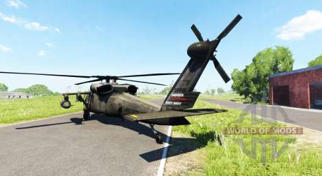 Sikorsky UH-60 Black Hawk für BeamNG Drive