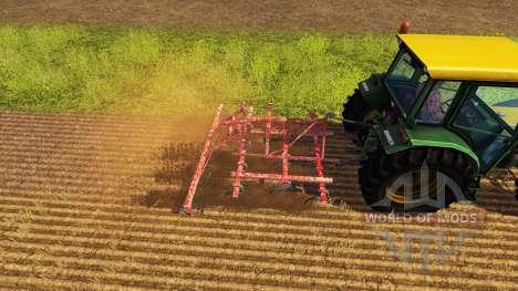 Cultivateur pour Farming Simulator 2013