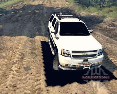Chevrolet Tahoe für Spin Tires