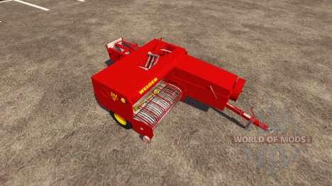 Welger AP-52 pour Farming Simulator 2013