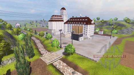 Hohenstadt (sample) pour Farming Simulator 2013