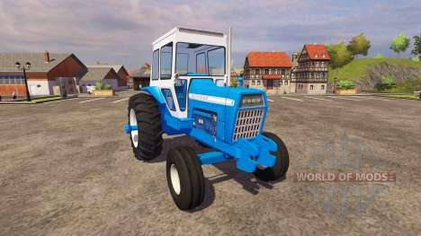 Ford 8000 v2.2 pour Farming Simulator 2013