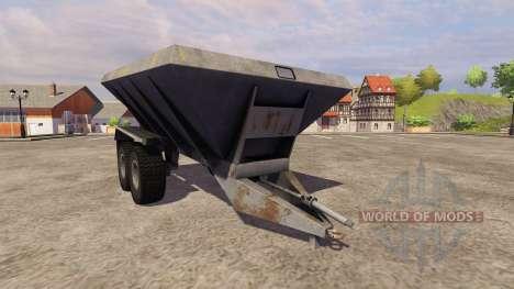 MVU-8B für Farming Simulator 2013