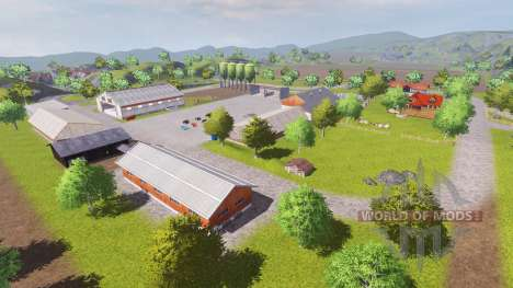 Hohenstadt (sample) pour Farming Simulator 2013