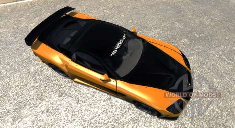 Mazda RX-7 für BeamNG Drive