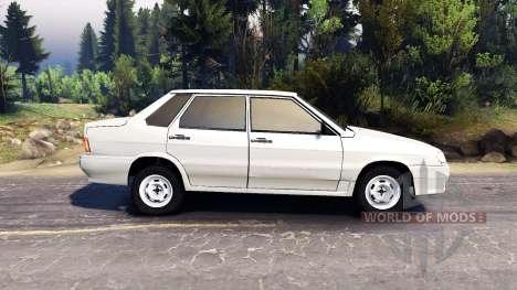 VAZ-2115 pour Spin Tires