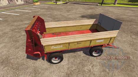 Krone Miststreuer v2.0 für Farming Simulator 2013