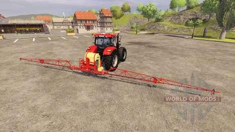 RAU Spridomat für Farming Simulator 2013
