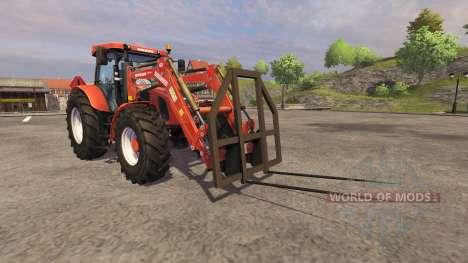 Greifarme für Farming Simulator 2013