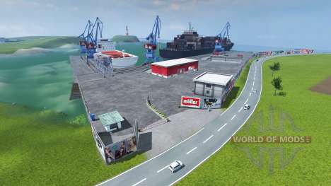 Sweet Home pour Farming Simulator 2013