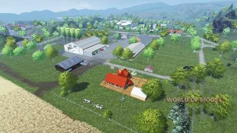 Siekhof v1.2 für Farming Simulator 2013