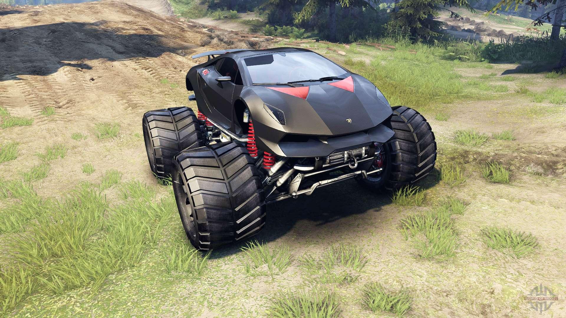 Lamborghini Offroad Vehicles | Forums