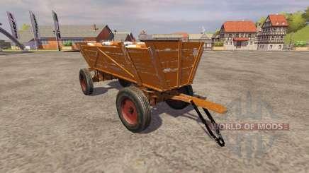Seed Holzwagen v2.0 pour Farming Simulator 2013