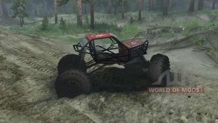 Rock Crawler für Spin Tires