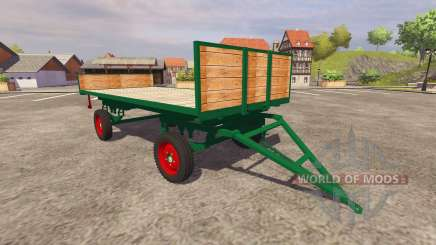 Remorque à balles pour Farming Simulator 2013