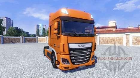 DAF XF Euro 6 für Euro Truck Simulator 2
