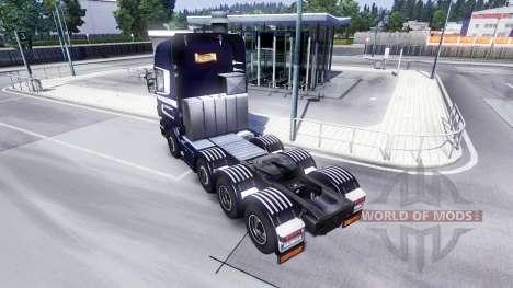 Scania R1020 pour Euro Truck Simulator 2