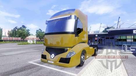 Renault Radiance für Euro Truck Simulator 2