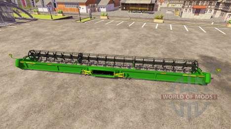 John Deere 650FD v1.1 für Farming Simulator 2013