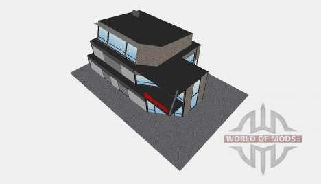 Sparkasse Herford Remake v1.1 für Farming Simulator 2013