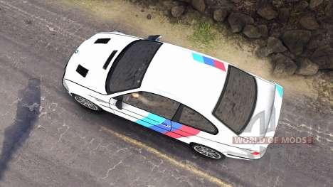 BMW M3 für Spin Tires