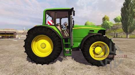 John Deere 6830 Premium v2.2 für Farming Simulator 2013