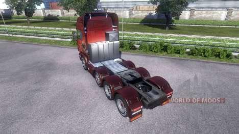 Scania R730 pour Euro Truck Simulator 2
