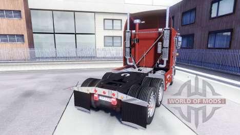 Kenworth K100 v1.5 für Euro Truck Simulator 2