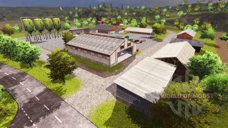Eitzendorf v1.5 für Farming Simulator 2013