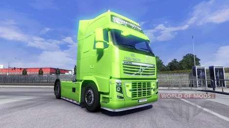 Haut XXL GHP für Volvo LKW für Euro Truck Simulator 2