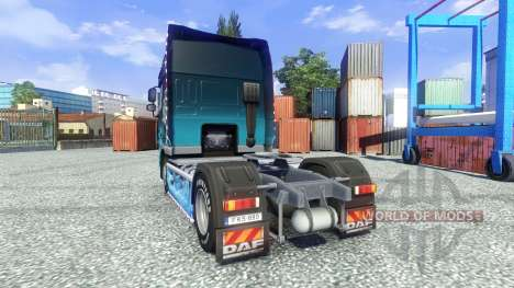 DAF XF Tuning Light für Euro Truck Simulator 2