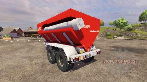 Perard Interbenne 25 pour Farming Simulator 2013