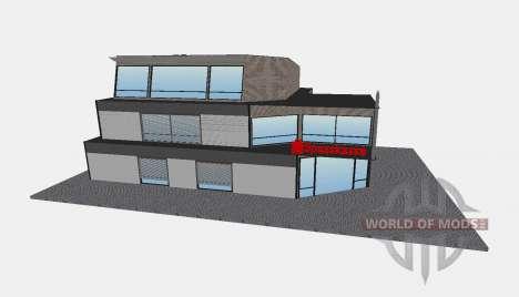 Sparkasse Herford Remake v1.1 pour Farming Simulator 2013