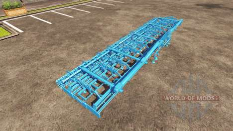 Lemken Kompaktor 1500L pour Farming Simulator 2013