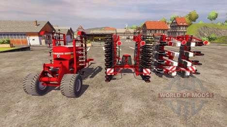 Horsch SW 3500S Pronto 6AS Maistro RC pour Farming Simulator 2013