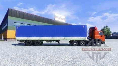 MAZ-6422 v2.0 pour Euro Truck Simulator 2