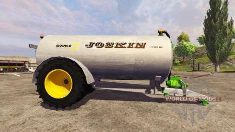 Joskin Modulo2 v2.0 für Farming Simulator 2013