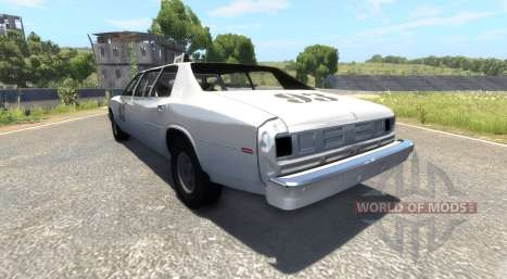 Bruckell Moonhawk [pack] pour BeamNG Drive