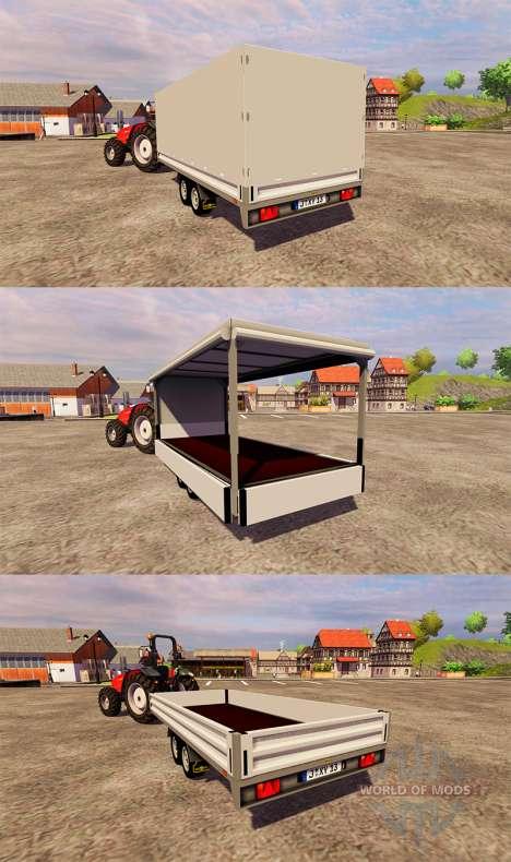 Humbaur MTKA v1.1 für Farming Simulator 2013
